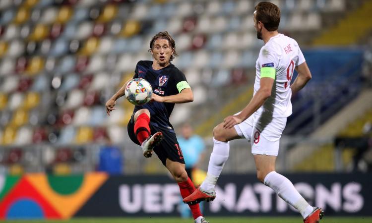 Vincono i pali: Croazia-Inghilterra 0-0
