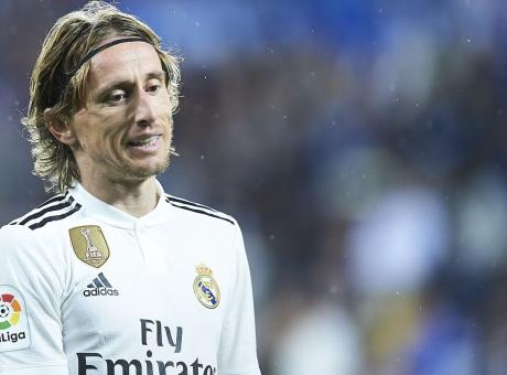 Modric dice no al Real perchè vuole l'Inter