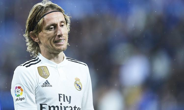 Clamoroso Modric: 'E' triste, vuole l'Inter! Ha fatto un dispetto...'