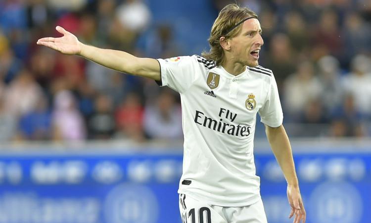 Dalla Spagna: Modric più 40 milioni per Icardi, il Real tenta l'Inter