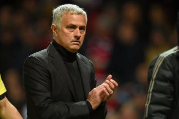 mourinho, manchester united, applaude, juve, 2018/19