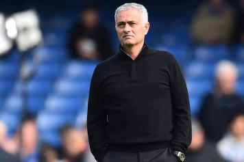 mourinho, manchester united, maglione, concentrato, 2018/19