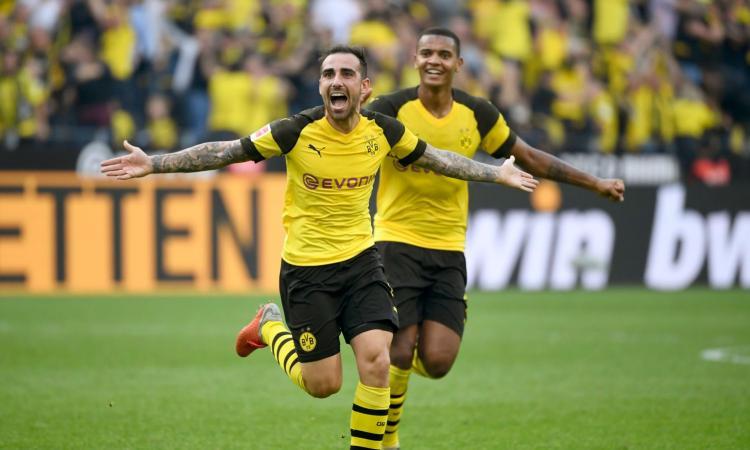 Dortmund, Alcacer: 'Ecco perchè ho lasciato il Barcellona'