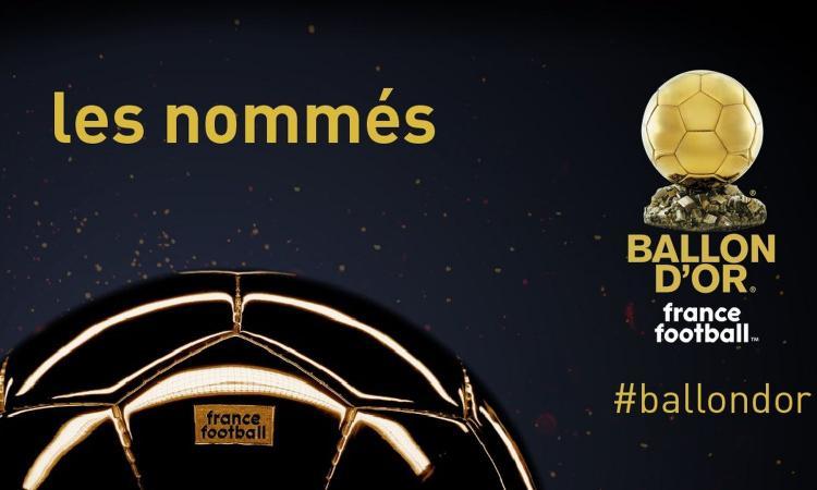 Pallone d'Oro, ecco tutti i 30 finalisti VIDEO