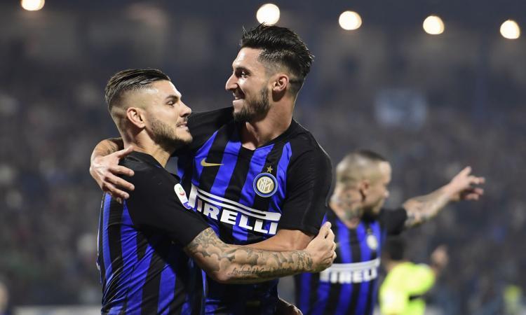 Il derby 'al contrario' di Politano: idea del Milan, Suso lo ha portato all'Inter