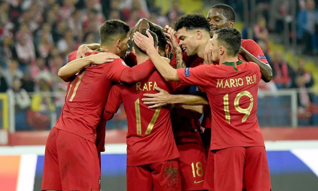 Dieci anni che l'Italia non vince contro il Portogallo