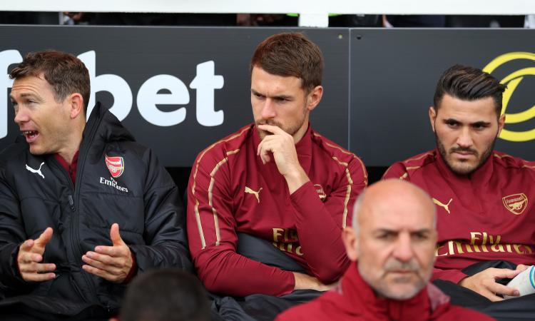 Giggs sponsorizza Ramsey: 'Potrà giocare in qualunque club'