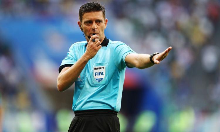 Serie A, Rocchi miglior arbitro 2017/18