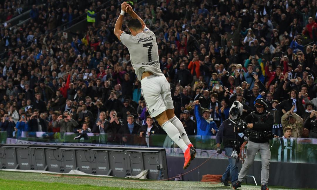 Con Ronaldo cambia tutto in Serie A #vaialmastersport