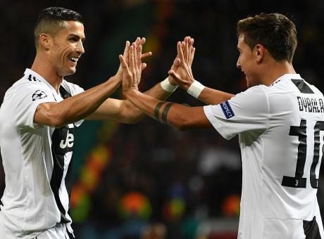 Juve padrona a Manchester: la strada per vincere la Champions è segnata