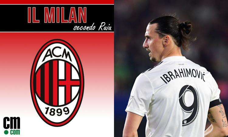 Milan 'debole': serve Ibrahimovic
