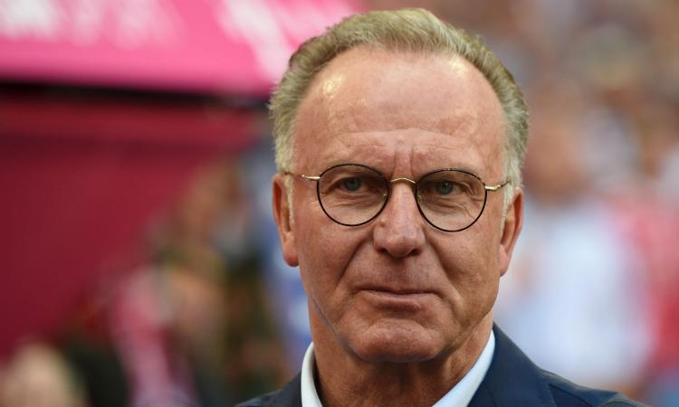 Bayern Monaco, Rummenigge: 'Abbiamo interrotto tutte le trattative in entrata'
