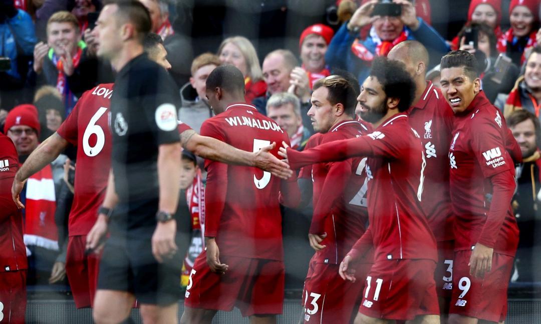 You'll Never Walk Alone, l'emblema del Liverpool