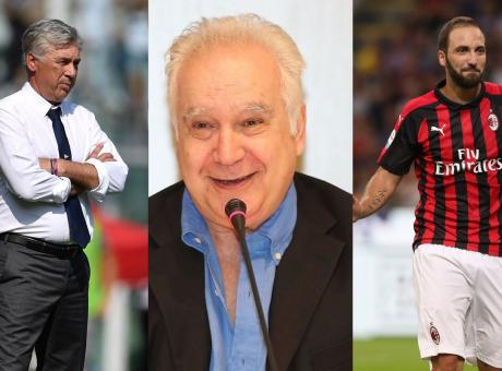 Sconcerti: 'Ancelotti divide, l'Inter è una sorpresa. Alla Juve serve Pogba, Higuain cancella i limiti del Milan'