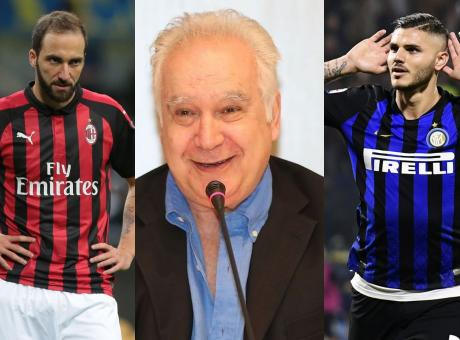 Sconcerti: 'Inter da scudetto, Gattuso ha sbagliato. Higuain è meglio di Icardi. Dzeko è sparito, la colpa è sua'