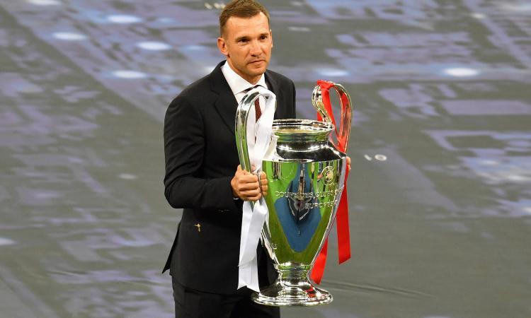 Shevchenko: 'Higuain via? La maglia del Milan deve essere un onore. Piatek...'