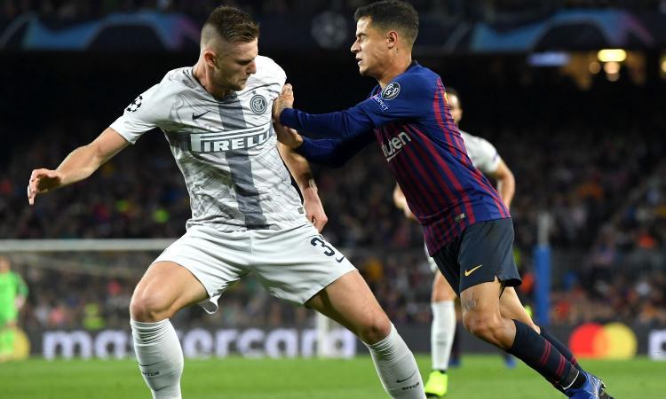 Inter, finalmente un sorriso: Skriniar rinnova fino al 2023: i dettagli