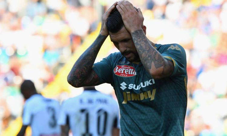 Torino, Soriano verrà multato per i like a Ronaldo e Dybala