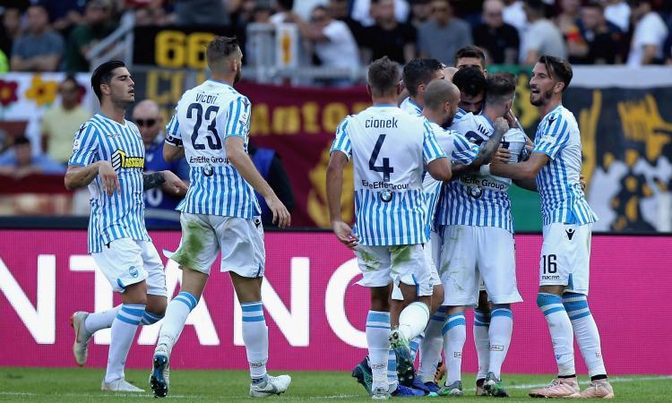 La Roma non corre, la Spal sì: 2-0