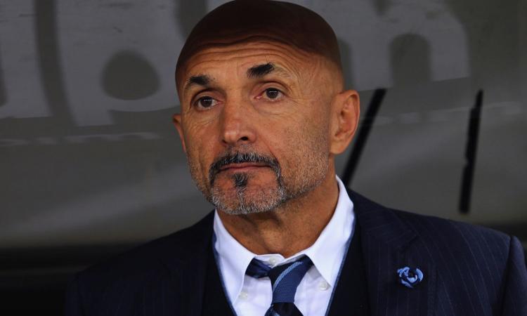 L'Inter di Spalletti è indolente: ritmi blandi e poco pressing