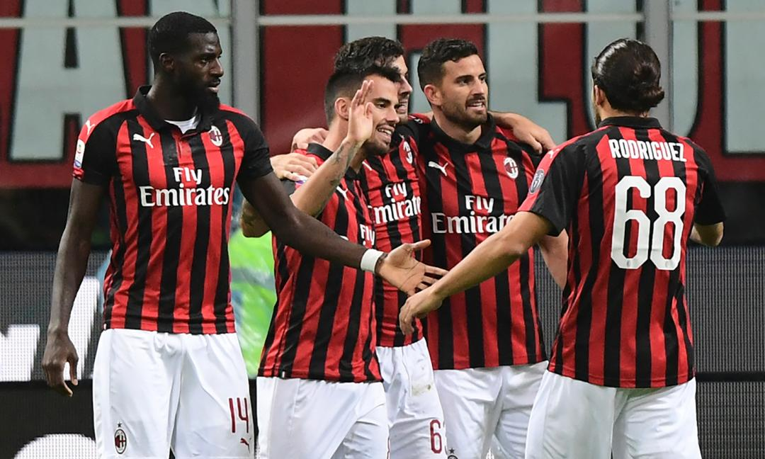 Milan, Hello...win ad Halloween. Il diavolo veste rossonero