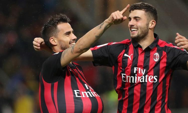 Suso: 'Al Milan mi trovo bene, ma che onore l'interesse del Real Madrid'