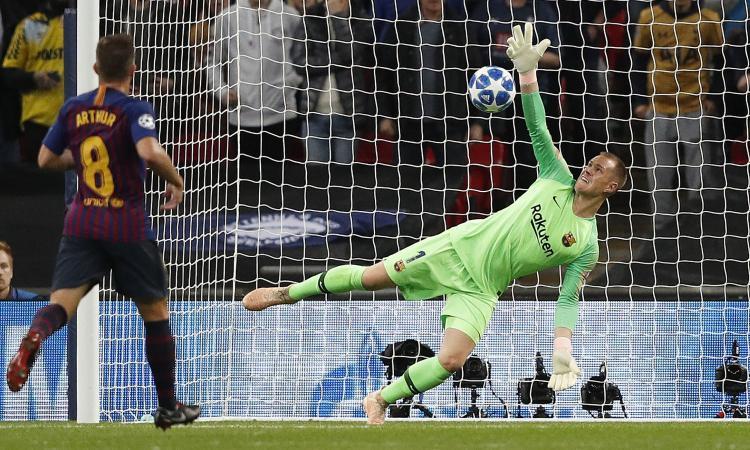 Barcellona, Ter Stegen: 'Non torno in Bundesliga'
