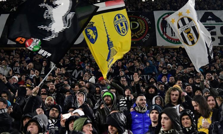 Juve, UFFICIALE: Curva Sud chiusa una giornata per i cori contro il Napoli