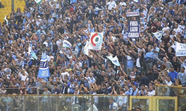 Lazio: 4mila tifosi a Milano per la Coppa Italia
