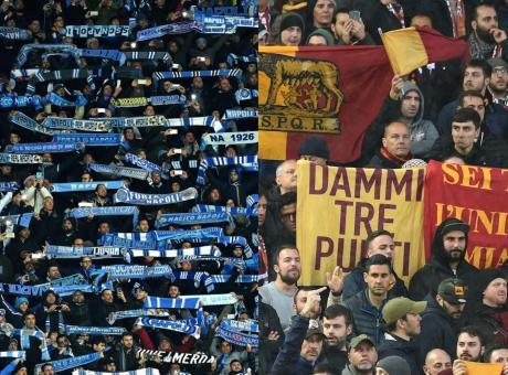 Napoli-Roma, il derby 'del Sole': ecco come finì lo storico gemellaggio del tifo