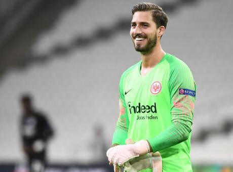 Eintracht Francoforte: c'è la decisione su Trapp