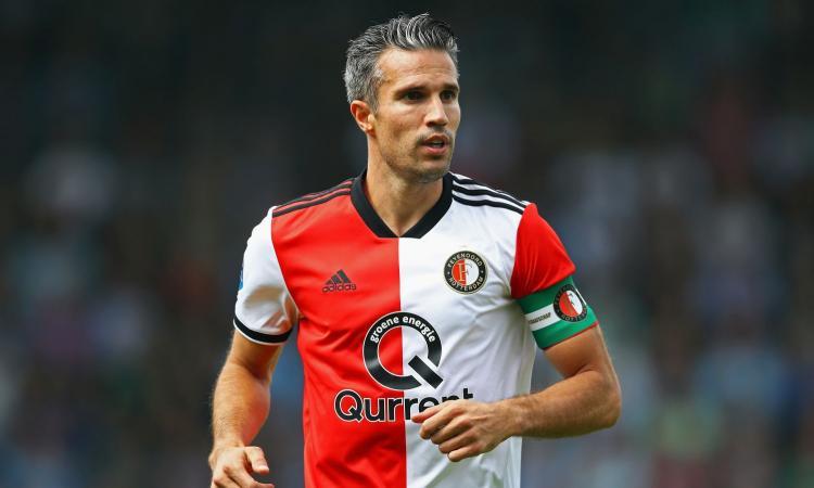 Fifa 19, la squadra della stagione Eredivisie: eterno Van Persie, domina l'Ajax