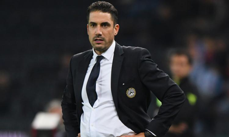 Udinese, Velazquez: 'Calendario assurdo, ma non si possono fare errori del genere'