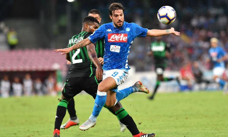 Verdi vuole lasciare il Napoli: Torino e Sampdoria pronte all'assalto