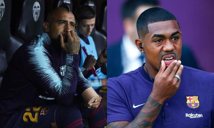 Barcellona: Valverde stronca il mercato, Vidal e Malcom sono due casi