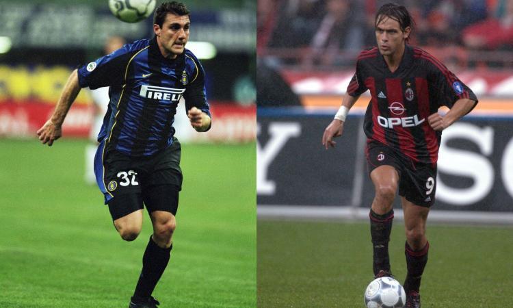 Vieri, Inzaghi e quel pranzo pre-derby: perché Icardi e Higuain non lo fanno?