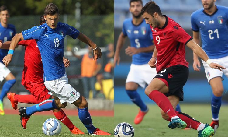 Prima l'Italia, ora l'Albania: Panucci si affida a Vrioni, il gigante della Samp