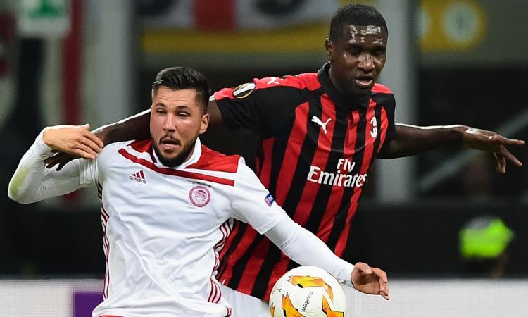 Zapata: 'Milan-Juve si prepara da sola. Toccato il fondo abbiamo reagito, come le grandi squadre. Gattuso...'