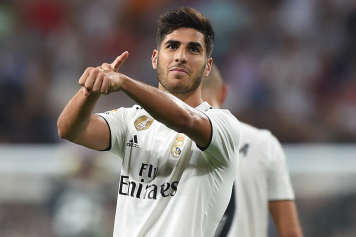 finest selection 8c7bb b4bdc Asensio reveals why Mariano took Ronaldo's #7 shirt at Real ...