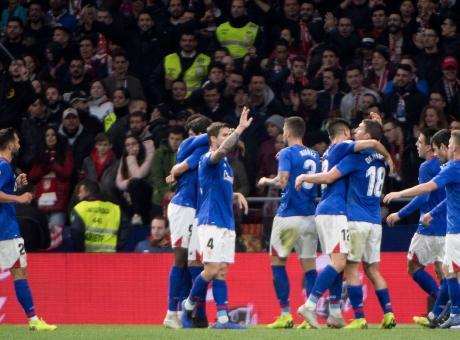 Coppa del Re: Athletic in ripresa, è favorito a 2,55 sul Siviglia