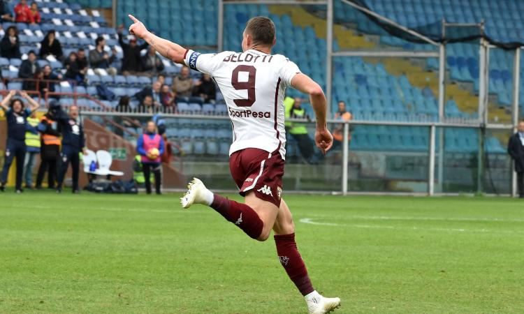 Torino, Belotti promuove il tridente: 'Io, Falque e Zaza possiamo giocare insieme'