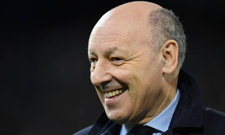 Marotta: 'Lautaro? Non ci ha chiesto la cessione, ora sia orgoglioso dell'Inter. Su Emerson Palmieri...'