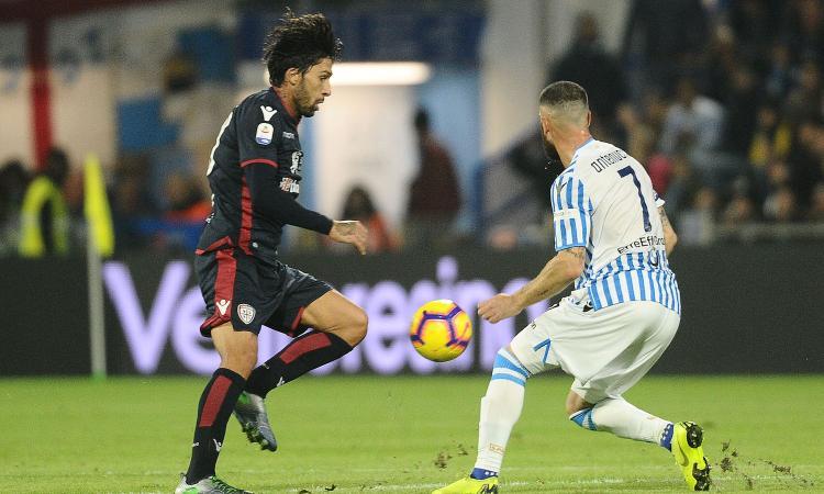 Serie A: 2-1 del Parma contro il Torino. Il Cagliari riprende la Spal, finisce 2-2