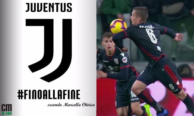 Alla Juve i rigori vanno fischiati solo contro: se Bradaric fosse bianconero...