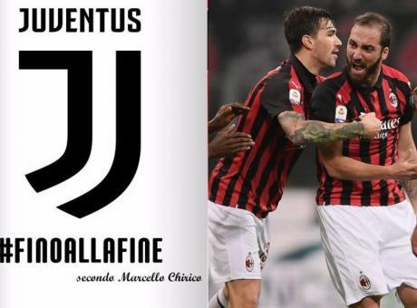 Higuain e la favola della Juve immune ai cartellini, ma il Milan ha più rigori