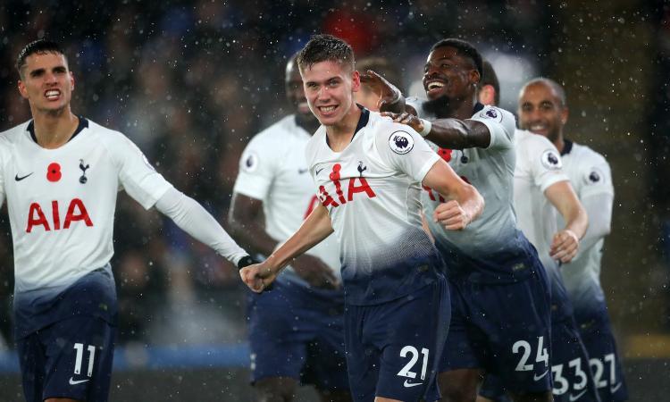 Premier League: pari per Leicester e West Ham. Tottenham di misura, raggiunti Chelsea e Liverpool