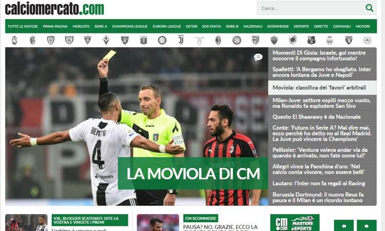 Corso di formazione per aspiranti giornalisti: partecipa e vieni a calciomercato.com!