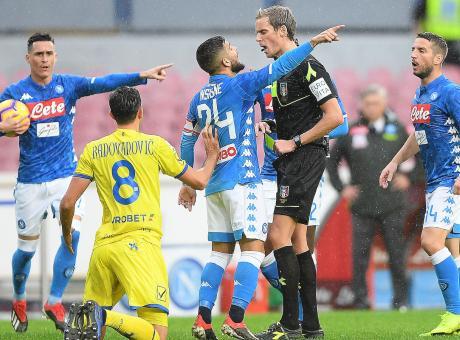 Chiesa a CM: 'Manca un rigore a Napoli e Bologna. Cassata da rosso con l'Inter'