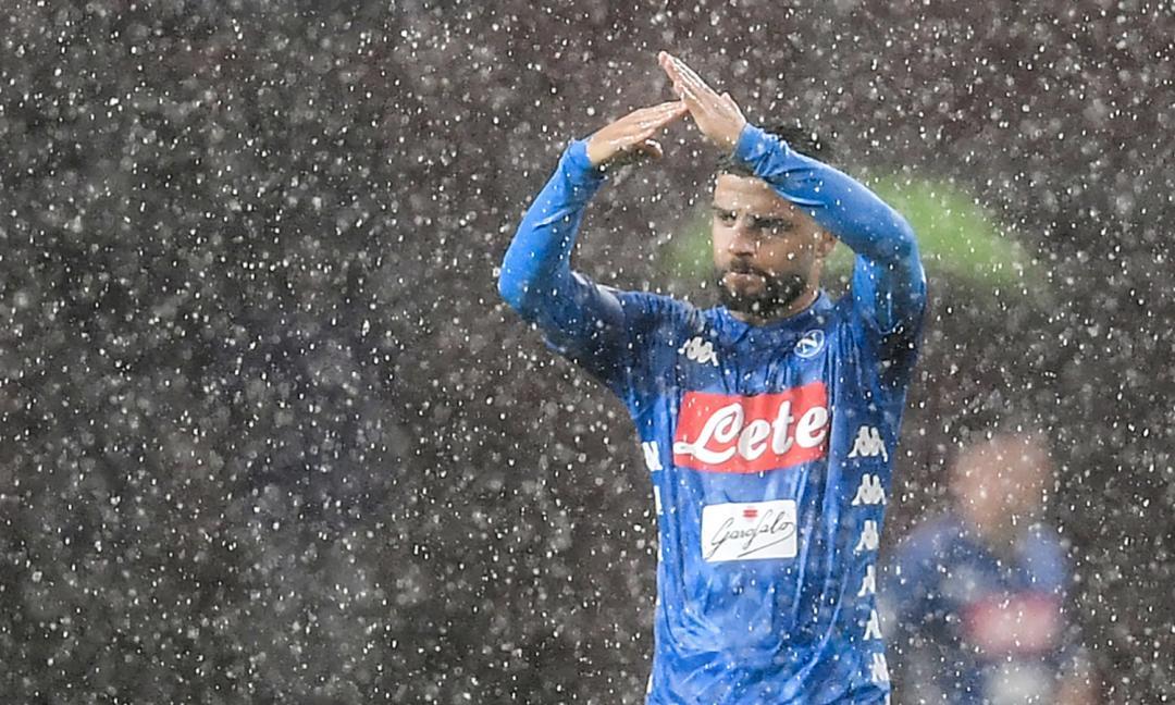 A Marassi la protagonista è la pioggia e... Mourinho