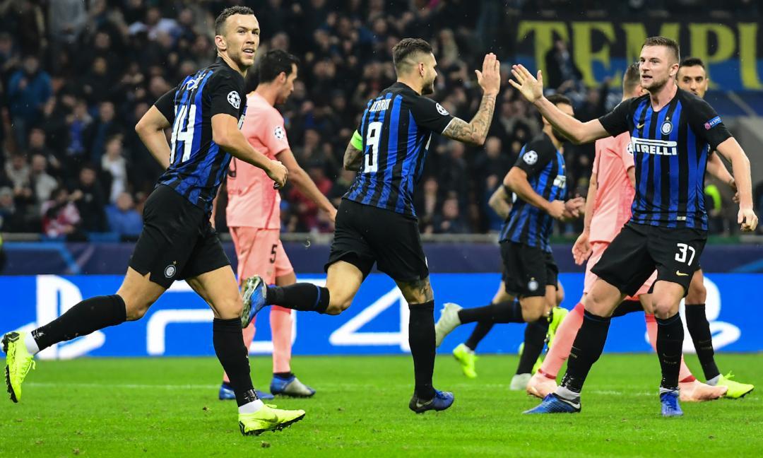 Inter, se ci sei batti 12 colpi...